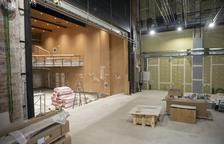 Guissona abre en febrero el Ateneu tras 10 años de obras