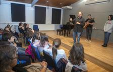 La Escola de Música de Guissona estrena nuevas instalaciones