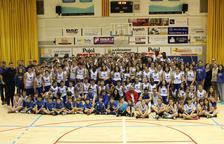 El Mollerussa mostra els seus 17 equips amb 190 jugadors
