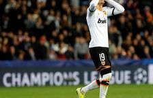 El València arranca un empat i es jugarà el pas contra l'Ajax