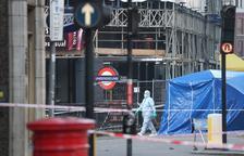 El terrorista de Londres estuvo en prisión seis años por yihadismo