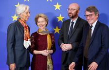 Ursula von der Leyen toma el mando de la Unión Europea