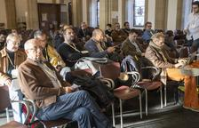 'Viquitrobada' en Cervera con unos setenta participantes