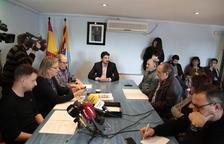 El PSC de Gimenells rechaza la moción de censura del PP