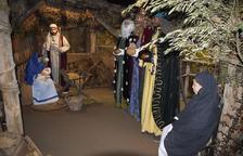 Un poble del Pla d'Urgell munta una recollida d'ornaments de Nadal utilitzats