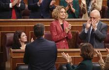 Vox consigue una vicepresidencia en la Mesa del Congreso entre reproches de PP y PSOE