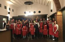 Cocina inclusiva para usuarios de Down Lleida
