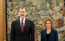"""Sánchez dice que la negociación con ERC """"va bien"""" y que no se saldrán de la Constitución"""