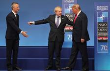 """La OTAN considera por primera vez como un """"desafío"""" el auge de China"""