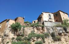 """La CHE tirará casas en ruina del pueblo de La Clua y lo devolverá a Bassella para """"revivirlo"""""""