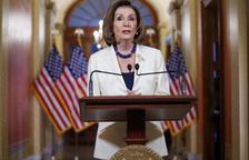 Els demòcrates donen llum verda al judici polític contra Donald Trump