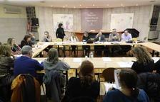El consell escolar municipal es va reunir dimecres passat.
