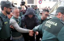 Presó per al sospitós de la mort de Marta Calvo