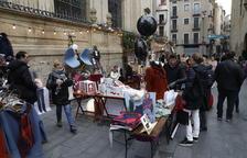 Slow Shop Market a Lleida per promocionar el comerç de proximitat