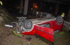 Muere un vecino de Tàrrega tras sufrir una salida de vía en Vilagrassa