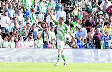 Joaquín condueix el Betis al tercer triomf consecutiu i frena l'Athletic