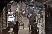 Tragèdia en una fàbrica de l'Índia