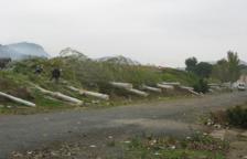 Quejas por la tala de 50 chopos en Alfarràs hecha a petición de varios vecinos