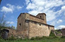 Torà rehabilita la teulada de l'església gòtica de Llanera