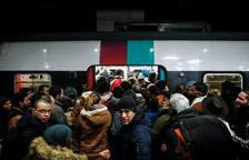Embussos de 620 quilòmetres a França per la vaga