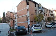 Tercera nit fora de casa per als afectats pel foc de Mollerussa