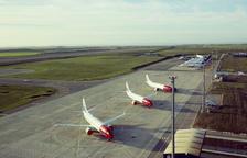 La quiebra de Thomas Cook deja a Alguaire sin vuelos a Reino Unido de Jet2 este invierno