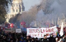 Els sindicats gals mantenen la pressió contra el Govern