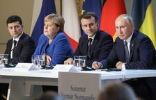 Moscou i Kíev es comprometen a respectar l'alto al foc