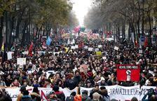 La reforma francesa de pensions afecta els nascuts a partir del 1975