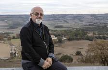Reactivan parques eólicos en la Segarra con molinos de un tamaño nunca visto