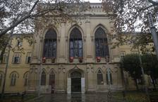 Imagen de archivo de la sede del rectorado.