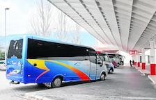 Alsa amplia el nombre de places de la línia de bus de la capital a Barcelona