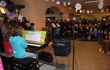 L'escola de música de la Seu d'Urgell surt al carrer