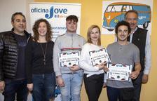 La Segarra galardona a 3 jóvenes por proyectos de autoocupación