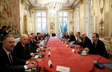 La vaga a França seguirà per Nadal al fracassar el diàleg
