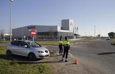 Arrestado un conductor ebrio y sin carnet en Bellver de Cerdanya