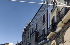 El barri antic de Fraga demana que se'n respecti la imatge tradicional