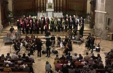 Concert de Camerata Adagio a l'església de les Borges Blanques