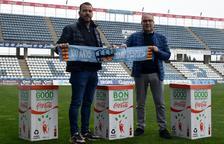El Lleida Esportiu fomenta el reciclaje de residuos