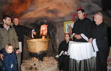 Un Pessebre Vivent de Lleida s'inaugura amb jutges del Suprem en lloc de diables i inclou una presó amb els presos