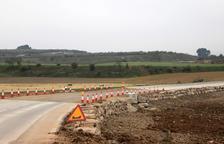 Reabren la vía de Cervià a Les Borges tras ser reparada