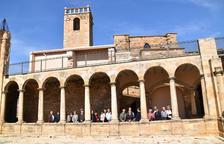 El monestir d'Avinganya rep 388 visitants durant l'any 2019