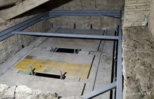 Almacelles repara el templo con 1.196 tejas apadrinadas