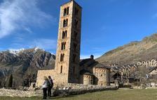 El romànic de la Vall de Boí tanca el 2019 amb 130.665 visitants
