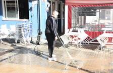 A contrarellotge per restablir el subministrament d'aigua a Tarragona