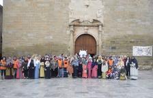 Uns 3.500 visitants al Pessebre de Linyola