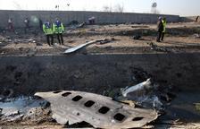 Els EUA creuen que l'Iran va abatre l'avió ucraïnès sinistrat a Teheran
