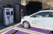 La Vall de Boí i Endesa instal·laran cinc carregadors per a cotxes elèctrics