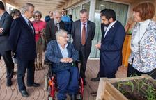 """Mejorar las condiciones del personal de geriátricos, """"un reto"""" del Govern"""