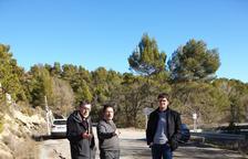 Mejora del vial que conecta las carreteras B-300 y B-3002 en Pinós
